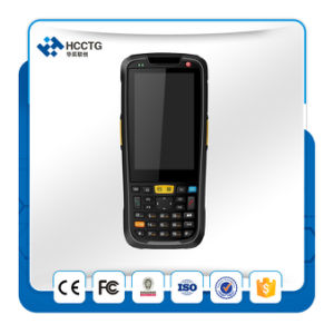 NFC Handheld Terminal Courier Data Terminal Image Scanner PDA with 1d 2D (Z80) pictures & photos