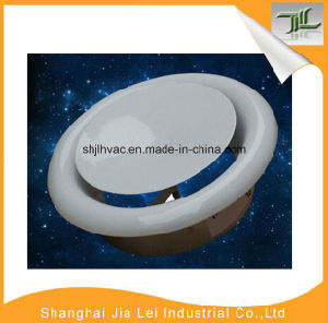 Plastic Disc Valve Air Diffuser for HVAC System