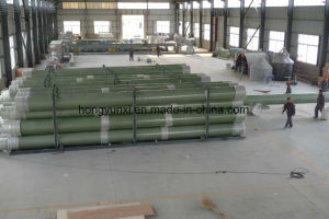 Water Supply or Chemical Used FRP Pipes and Fittings pictures & photos