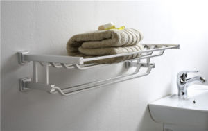 Bathroom Accessories Aluminium Wall Mounted Towel Rack Ymt-835 pictures & photos