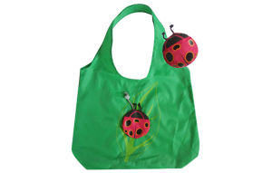 Foldable Shopper Bag, Animal Ladybird Style, Reusable, Gifts, pictures & photos
