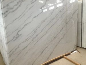New Calcutta White Marble, White Marble Tiles/Slabs pictures & photos