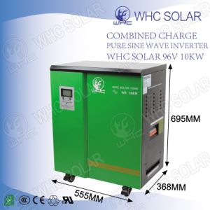 10kw DC96V AC220V Pure Sine Wave Power Solar Inverters pictures & photos