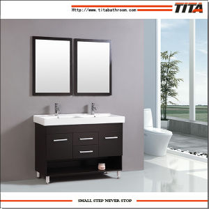 High Quality Ceramic Basin Bathroom Cabinet T9136 pictures & photos