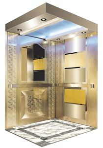 Mrl Passenger Elevator for Hotels, Malls, Apartments pictures & photos