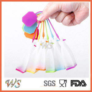 Ws-If062 Food Grade Silicone Tea Infuser Set Leaf Strainer for Mug Cup, Tea Pot pictures & photos