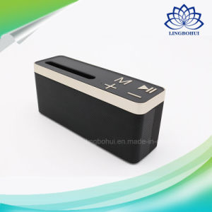 4 Colors Hand-Free Call Phone Stand Mini Portable Speaker Box pictures & photos