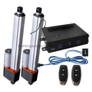 DC Hall Actuator Remote Control Systems for Two Hall Motor Working Synchronously pictures & photos