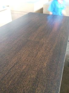 Melamine MDF, Color No. 2675, Size 1220X2440X18mm, Furniture MDF, Glossy MDF Board pictures & photos