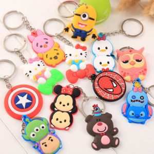 Custom Logo Giveaway Promotion Gift Keyring pictures & photos