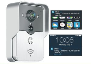 Hot Sell WiFi Video Color Doorphone One to Many
