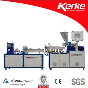 High Output Laboratory Extrusion Equipment Plastic Pelletizing Machine pictures & photos