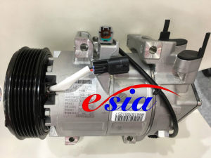 Auto Parts AC Compressor for Nissan Latio-Tiida Cr10 7pk 114mm pictures & photos