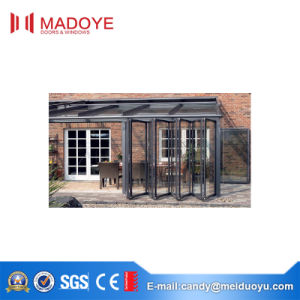 Guangzhou Manufacture Low Price Folding Door pictures & photos