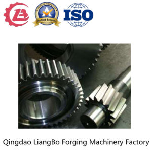 Forging Steel Bevel Gear Made in China