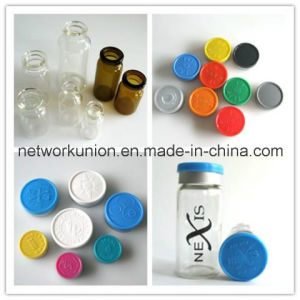 10ml Sterile Vials for Injection with Rubber Stoppers and Aluminum Caps pictures & photos