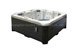 High Quality 5 Persons Outdoor Acrylic Whirlpools SPA Hot Tub pictures & photos