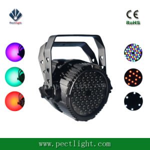 IP65 Waterproof 54 3W Can Stage Light LED PAR pictures & photos