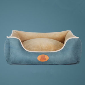 Pet Products Dog Cat Puppy Warm Bed (B111) pictures & photos