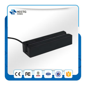 Cheap Support ISO 7816 IC Card and Magnetic Stripe Card Reader Hcc100 pictures & photos