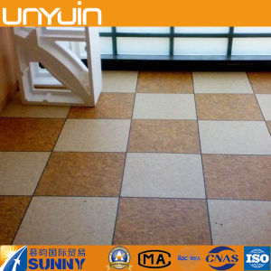 High Quality Healthy Stone Pattern Vinyl Flooring pictures & photos