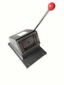 D-009 88mm*60mm die round corner cutter machine pictures & photos