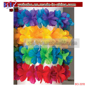 Novelty Gift Novelty Party Items Assorted Kauai Leis Accessories (BO-3018) pictures & photos