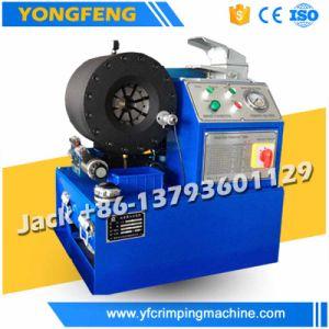Hydraulic Hose Crimping Machine New Yongfeng Yjk-80