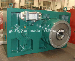 High-Quality High Torque Zlyj 200 Reduction Gearbox for Plastic Single Extruder pictures & photos