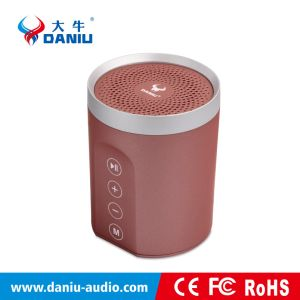 2016 New Hot Selling Mini Size Bluetooth Speaker Support Touch Control FM+TF+U-Disk+Aux pictures & photos