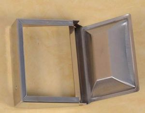 Bathroom Stainless Steel Cigarette Ash Dish (K10) pictures & photos