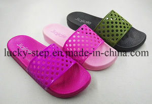 Colorful PVC Slipper for Woman pictures & photos