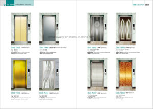 Passenger Elevator in Good Quality and Competitive Price pictures & photos