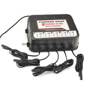 5 Bank Mounted Battery Chargers pictures & photos