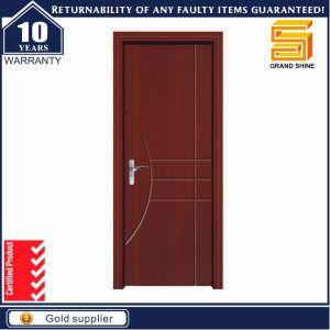 Custom Wood Design Interior Glass Exterior Solid Wooden Doors pictures & photos