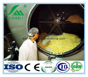 High Quality Stainless Steel Milk Butter Production Processing Line Price pictures & photos