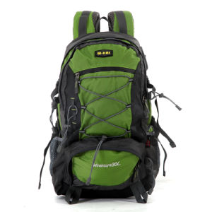 Large Capacity Outdoor Travel Mountaineering Camping Bag Backpack pictures & photos