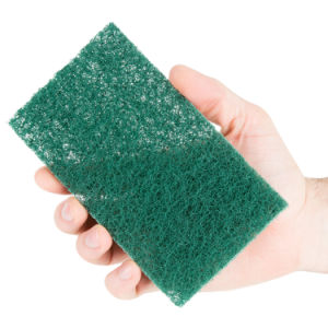 Green General Purpose Scouring Pad pictures & photos