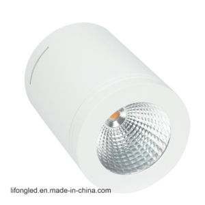 Pendant Installation Available 9W COB LED Surface Mounted Downlight pictures & photos