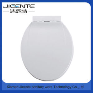 Low Cost Cheap PP Toilet Seat Round Style pictures & photos