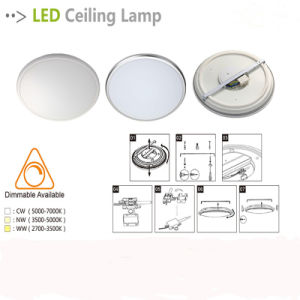 30W LED Ceiling Light with IP 20 pictures & photos