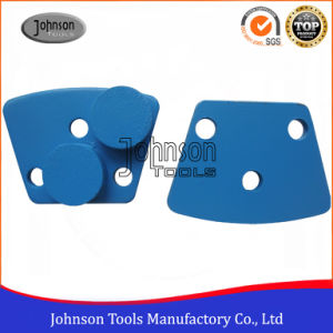 Grinding Block with Two Round Segment for Stone and Concrete pictures & photos