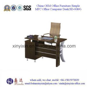 China Factory Price Office Furniture Simple Computer Desk (SD-005#) pictures & photos