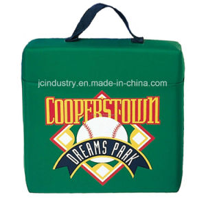 Sporting Foam Stadium Seat Cushion with Handle pictures & photos