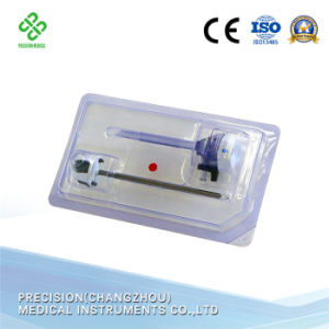 Disposable Trocar with No Knife Expansion Type