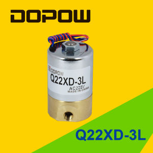 Q22/Q23 Series Solenoid Valve Q2 Position 2 Way Normally Closed pictures & photos