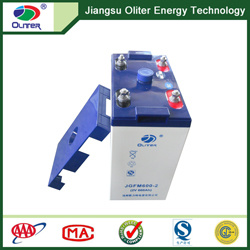 Stationary Valve Regualated Sealed Gel Battery pictures & photos