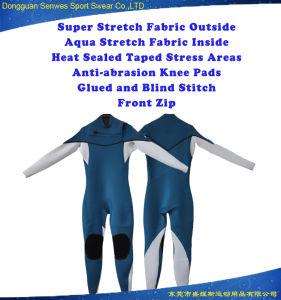 Men Neorprene Breathable Spring Suit Diving Triathlon Surfing Suit pictures & photos