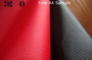 600d Waterproof Poly Oxford PU Coated Fabric for Tent pictures & photos