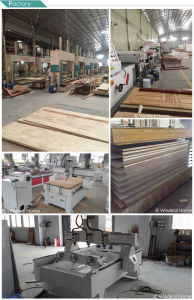 White Lacquer PVC MDF Interior Panel Solid Wood Door pictures & photos